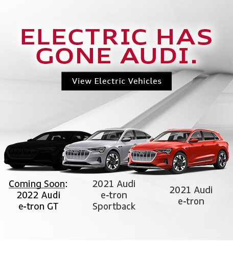 Electric Has Gone Audi