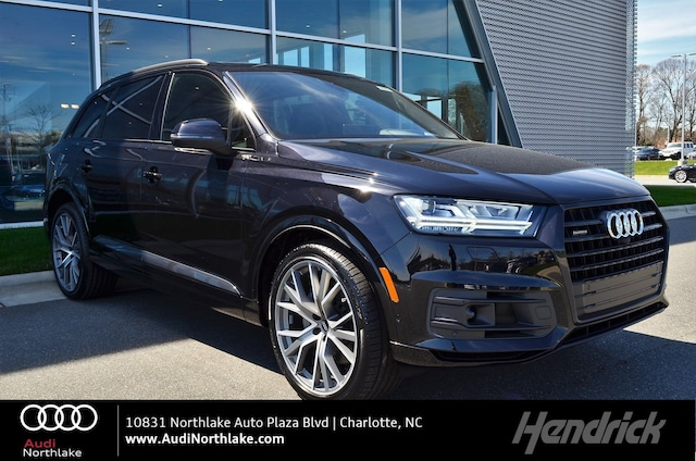 2019 Audi Q7 30t Prestige For Sale In Charlotte A5193