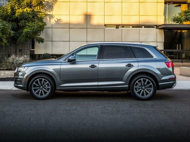 Is The Audi Q An Allwheel Drive Or Fourwheel Drive SUV Audi - Audi 4wd models