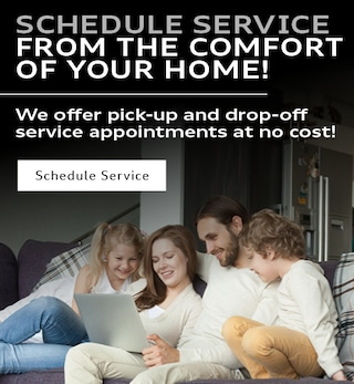 Schedule Service From Home
