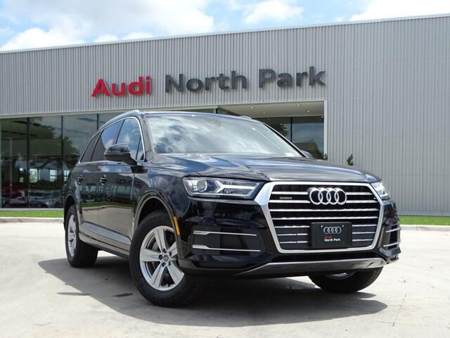 New 2019 Audi Q7 2.0T Premium SUV near San Antonio