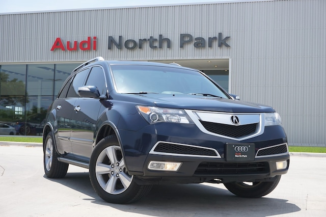 Used 2011 Acura MDX MDX With Technology Package SUV near San Antonio