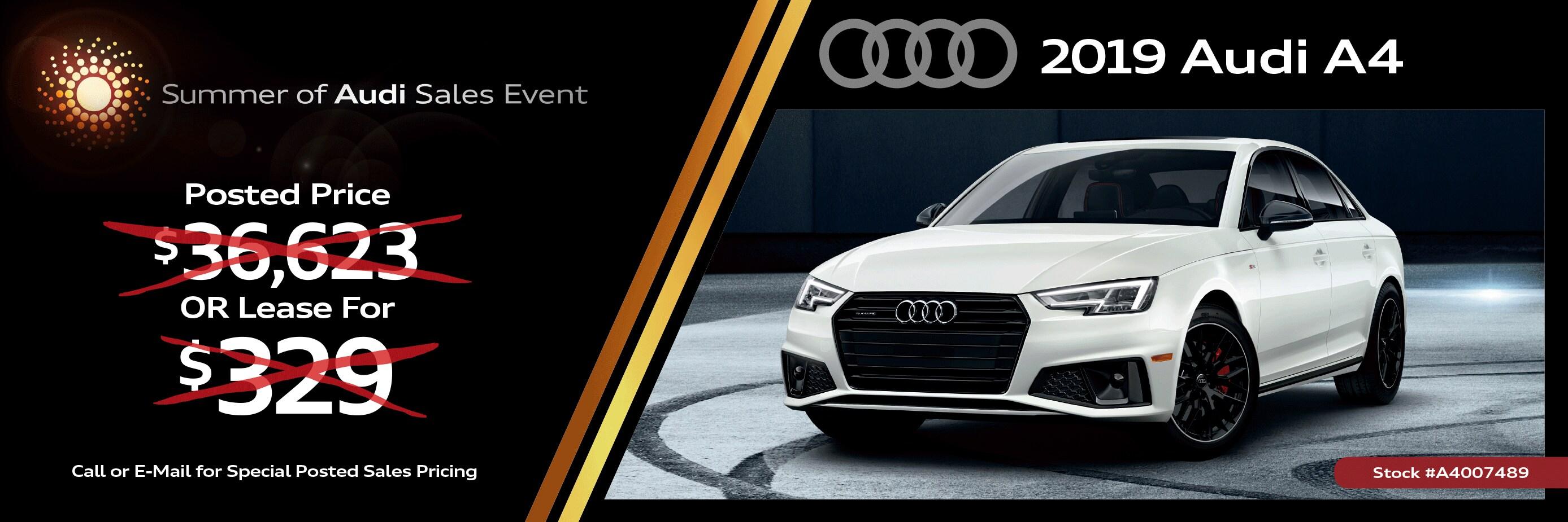 New Audi and Used Luxury Car Dealership serving San Antonio