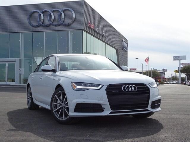 New 2018 Audi A6 3.0T Premium Plus Sedan near San Antonio