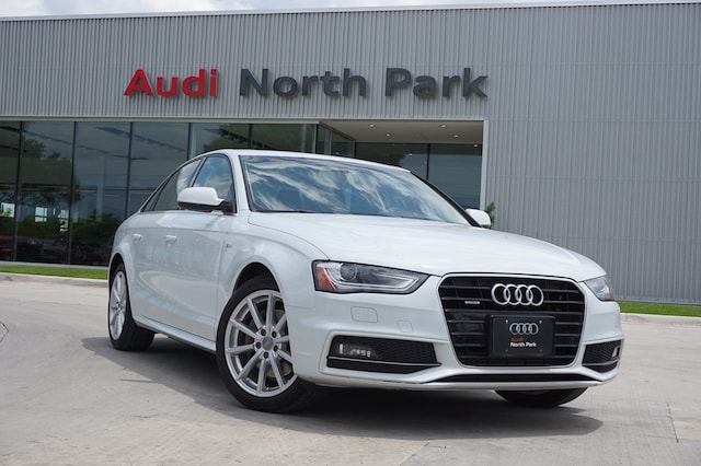 Certified 2016 Audi A4 2.0T Premium (Tiptronic) Sedan near San Antonio