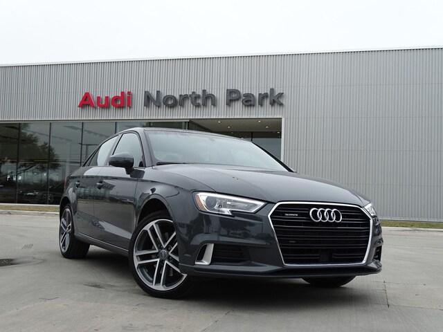 Used 2018 Audi A3 2.0T Premium Sedan near San Antonio