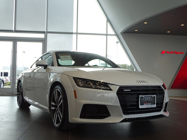 New 2019 Audi TT 2.0T Coupe near San Antonio