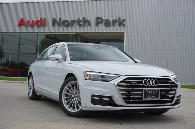 New 2019 Audi A8 L 3.0T Sedan near San Antonio