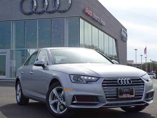 New 2019 Audi A4 2.0T Premium Sedan near San Antonio