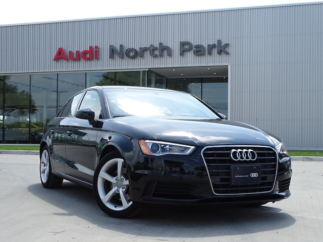 Used 2016 Audi A3 1.8T Premium Sedan near San Antonio