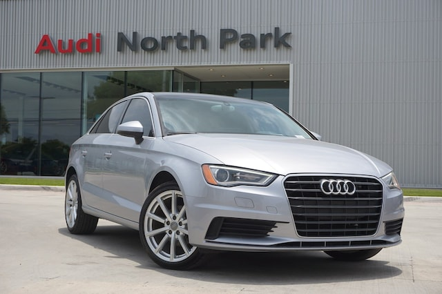 Used 2015 Audi A3 2.0 TDI Premium Sedan near San Antonio