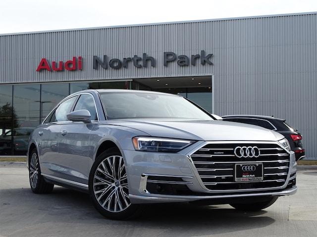 New 2019 Audi A8 L 3.0T Sedan near San Antonio