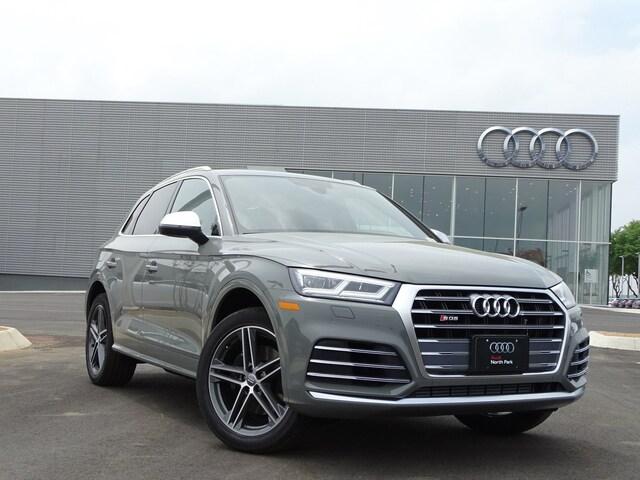 New 2019 Audi SQ5 3.0T Premium SUV near San Antonio