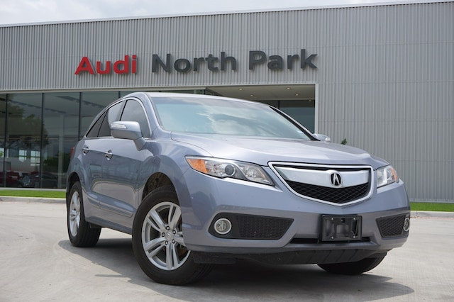 Used 2015 Acura RDX Base w/Technology Package (A6) SUV near San Antonio