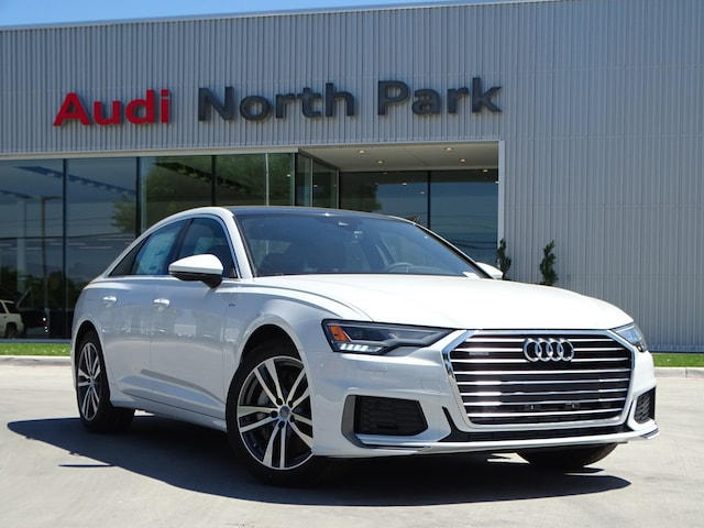 New 2019 Audi A6 3.0T Premium Sedan near San Antonio