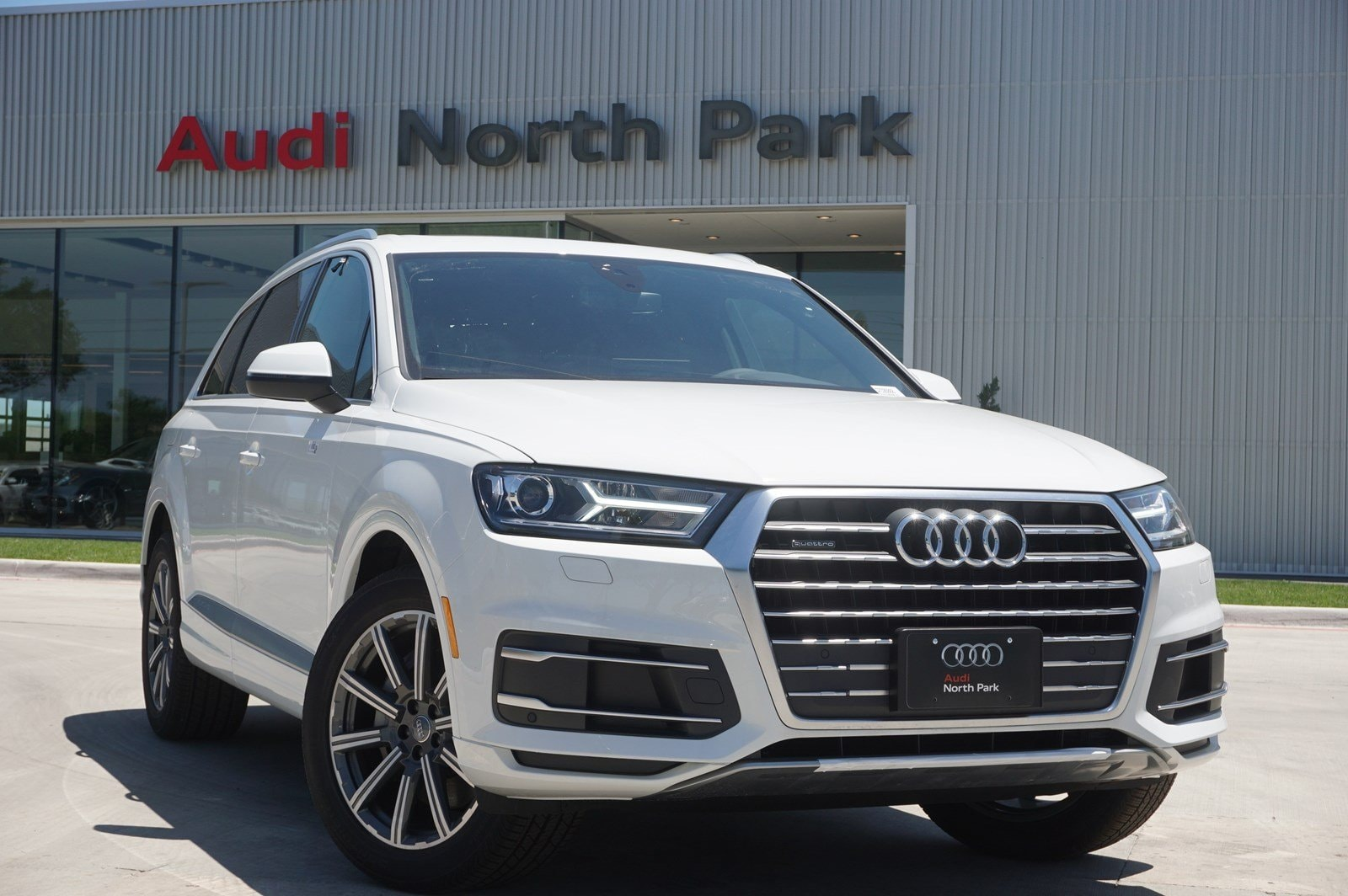 Audi Q7 in San Antonio, TX | Audi North Park