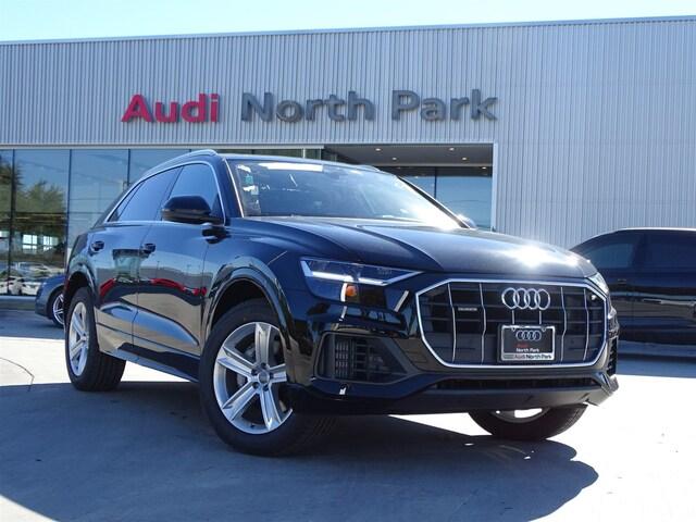 New 2019 Audi Q8 3.0T Premium SUV near San Antonio