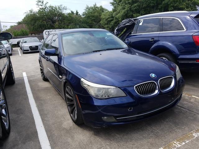 Used 2008 BMW 535i Sedan near San Antonio