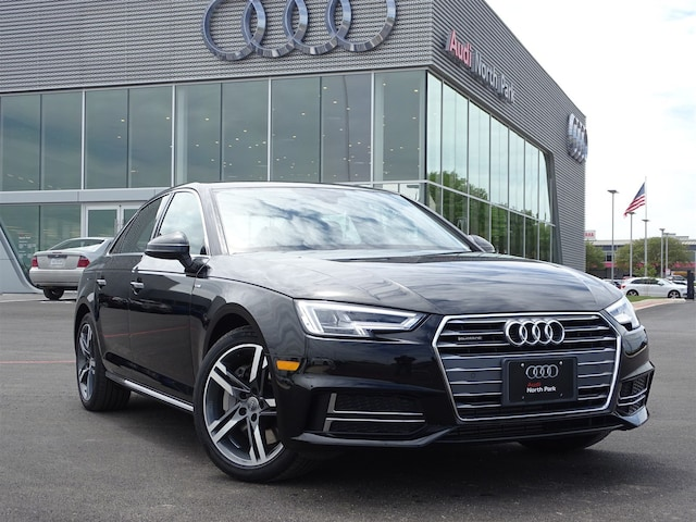 Certified 2017 Audi A4 2.0T Premium Sedan near San Antonio