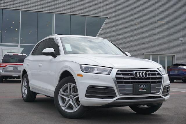 New 2019 Audi Q5 2.0T Premium SUV near San Antonio