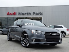 Used 2018 Audi A3 2.0T Premium Sedan near San Antonio