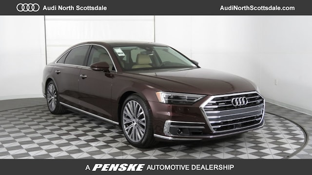New 2019 Audi A8 L 3.0T Sedan for Sale in Phoenix AZ