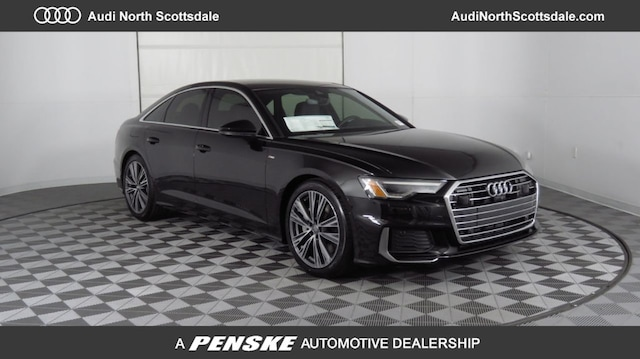 New 2019 Audi A6 3.0T Premium Plus Sedan for Sale in Phoenix AZ
