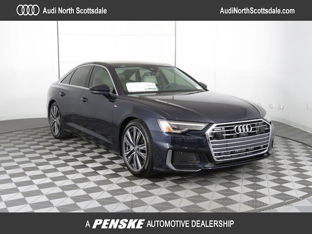 New 2019 Audi A6 3.0T Premium Plus Sedan for Sale in Phoenix AZ