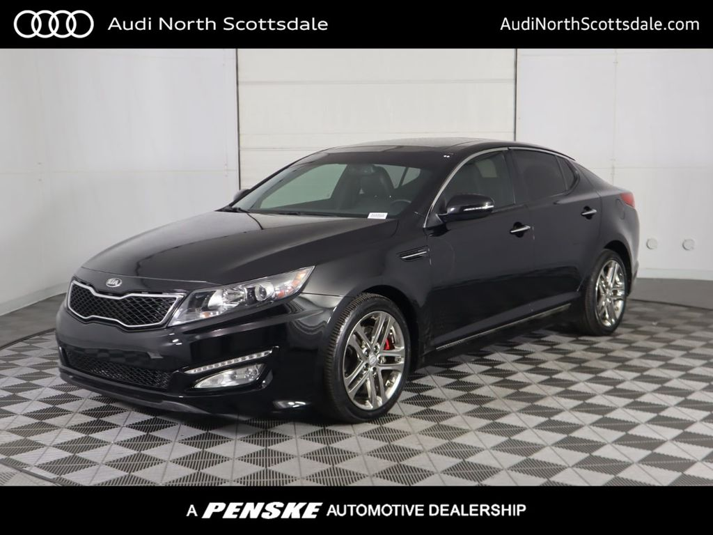Used Kia Optima Phoenix Az