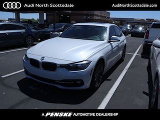 2017 BMW 330e 330e iPerformance Plug-In Hybrid Sedan