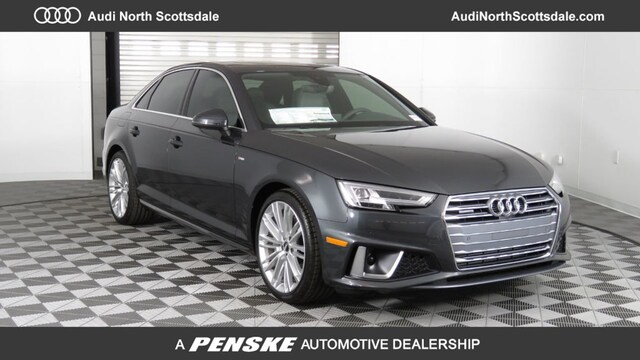 New 2019 Audi A4 2.0T Prestige Sedan for Sale in Phoenix AZ