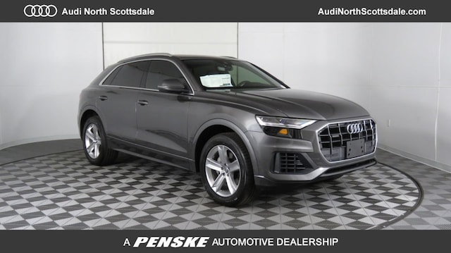 New 2019 Audi Q8 3.0T Premium SUV for Sale in Phoenix AZ