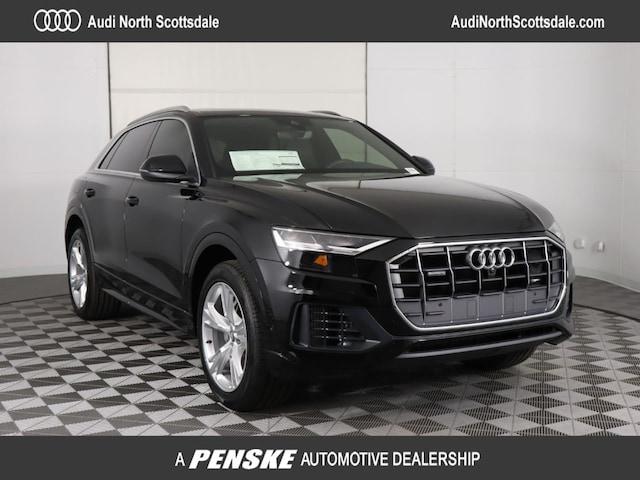 New 2019 Audi Q8 3.0T Premium Plus SUV for Sale in Phoenix AZ