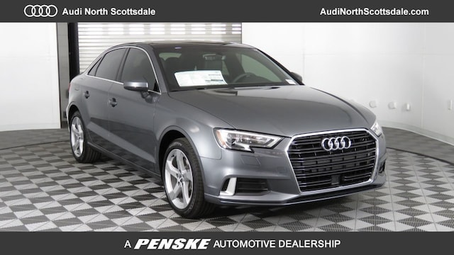 New 2019 Audi A3 2.0T Premium Sedan for Sale in Phoenix AZ