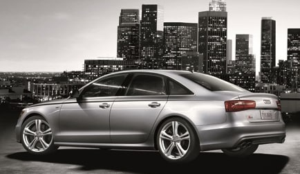 The 2013 Audi S6 - Excessive in all the right ways  | Audi