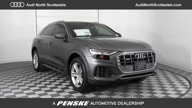New 2019 Audi Q8 3.0T Premium SUV for Sale in Phoenix AZ