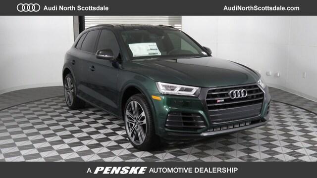 New 2019 Audi SQ5 3.0T Premium Plus SUV for Sale in Phoenix AZ