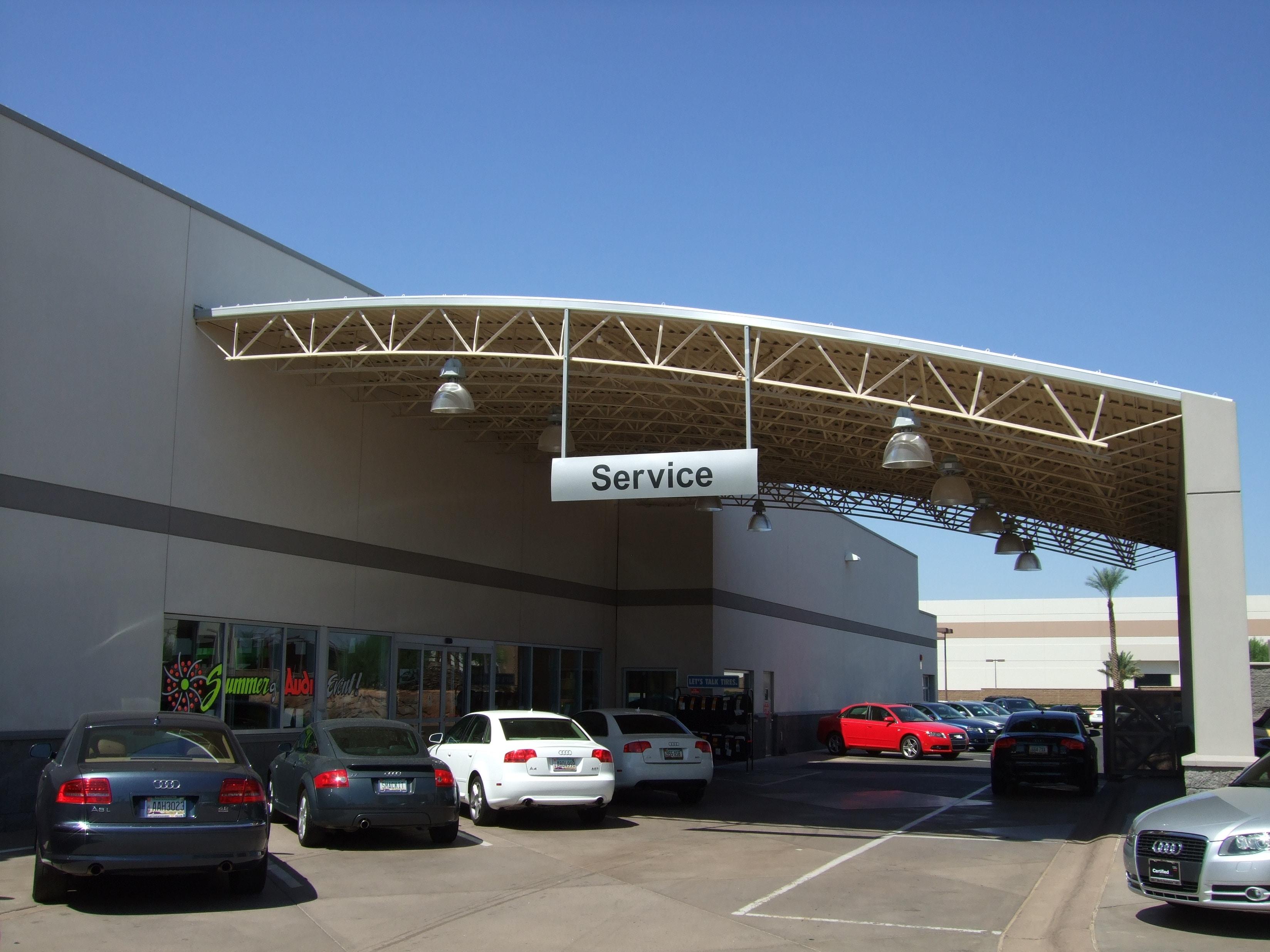 Audi North Scottsdale New Audi Dealership In Phoenix AZ - Audi north scottsdale service
