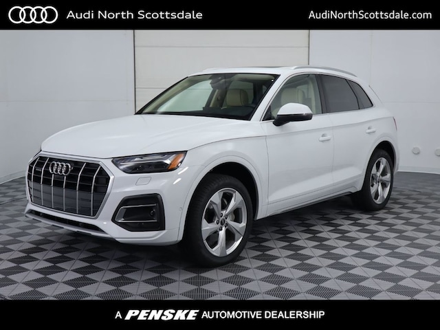 Certified Used 2021 Audi Q5 COURTESY VEHICLE SUV for Sale in Phoenix AZ