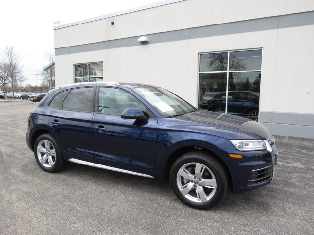 Pre-owned 2018 Audi Q5 2.0T Premium SUV for sale near Milwaukee
