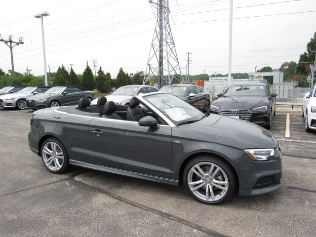 New Audi A For Sale In Brown Deer WI Near Milwaukee Mequon - 2018 audi a3 convertible