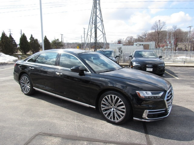 New 2019 Audi A8 L 3.0T Sedan for sale near Milwaukee