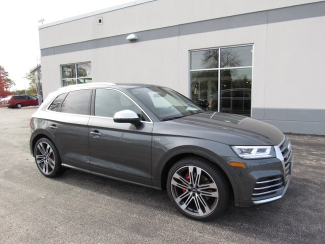 New 2018 Audi SQ5 3.0T Prestige SUV for sale near Milwaukee in Brown Deer, WI