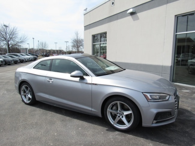 New 2018 Audi A5 2.0T Premium Plus Coupe for sale near Milwaukee in Brown Deer, WI
