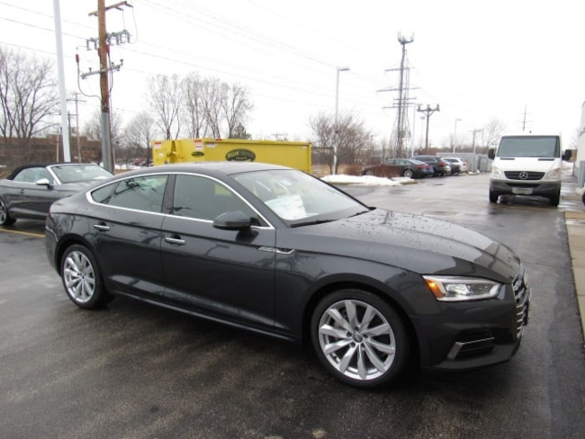 New 2018 Audi A5 2.0T Premium Plus Sportback for sale near Milwaukee in Brown Deer, WI