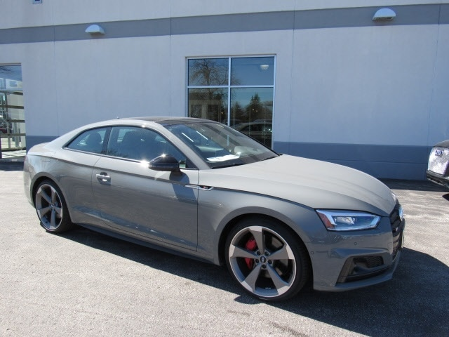 New 2019 Audi S5 3.0T Prestige Coupe for sale near Milwaukee