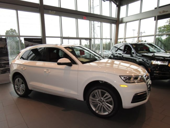 New 2018 Audi Q5 2.0T Prestige SUV for sale near Milwaukee in Brown Deer, WI