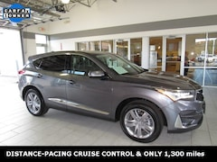Pre-owned 2019 Acura RDX Advance Package SUV for sale near Milwaukee