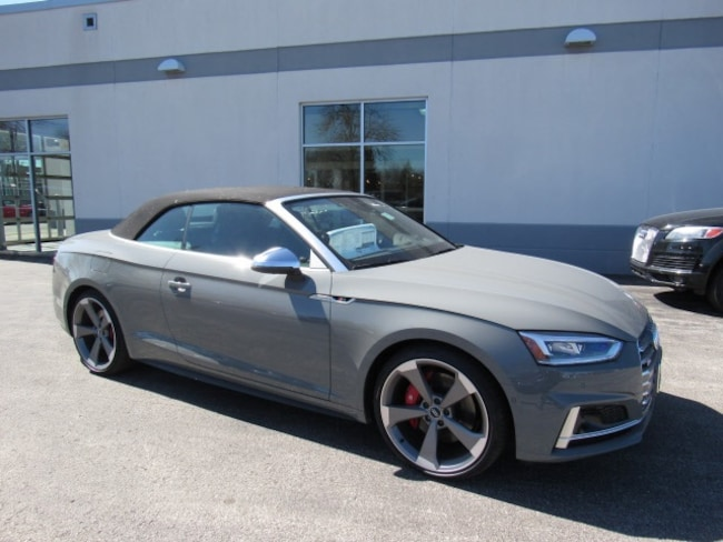 New 2019 Audi S5 3.0T Prestige Cabriolet for sale near Milwaukee in Brown Deer, WI
