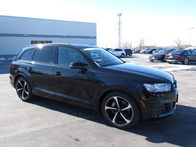 New 2019 Audi Q7 3.0T Prestige SUV for sale near Milwaukee